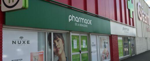 Pharmacie De La Béraudière,La Ricamarie