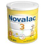 Acheter NOVALAC 3 Lait de croissance B/800g à La Ricamarie