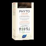 Acheter Phytocolor Kit coloration permanente 6.77 Marron clair cappuccino à La Ricamarie