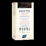 Acheter Phytocolor Kit coloration permanente 4.77 Châtain marron profond à La Ricamarie