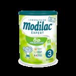 Modilac Expert Bio 3 Lait Poudre B/800g à La Ricamarie