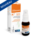 Pileje D3 Biane Spray 1000 Ui - Vitamine D Flacon Spray 20ml à La Ricamarie