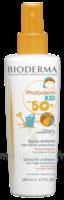 Bioderma Photoderm Kid Spf50+ Spray Fl/200ml + Gourde à La Ricamarie