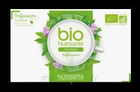 Nutrisanté Infusions Bio Tisane Verveine 20 Sachets à La Ricamarie