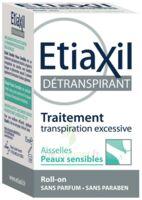 Etiaxil Aisselles Détranspirant Peau Sensibles Roll-on/15ml à La Ricamarie