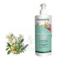Aromaforce Gel Hydroalcoolique Ravintsara Tea Tree Fl/500ml à La Ricamarie