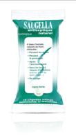 SAUGELLA ANTISEPTIQUE Lingette hygiène intime Paquet/15 à La Ricamarie