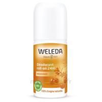 Weleda Déodorant Roll-on 24h Argousier 50ml à La Ricamarie