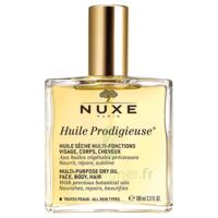 Huile prodigieuse®- huile sèche multi-fonctions visage, corps, cheveux100ml à La Ricamarie