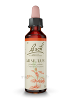 Fleurs De Bach® Original Mimulus - 20 Ml à La Ricamarie