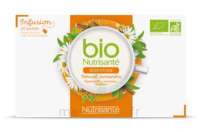 Nutrisanté Infusions Bio Tisane Digestion 20 Sachets à La Ricamarie