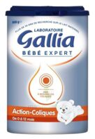 GALLIA BEBE EXPERT AC TRANSIT 1 Lait en poudre B/800g à La Ricamarie