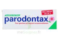 PARODONTAX DENTIFRICE GEL FLUOR 75ML x2 à La Ricamarie