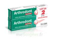 Pierre Fabre Oral Care Arthrodont Dentifrice Classic Lot De 2 75ml à La Ricamarie