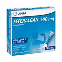 Efferalgan 500 Mg Glé En Sachet Sach/16 à La Ricamarie