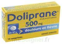 DOLIPRANE 500 mg Comprimés 2plq/8 (16) à La Ricamarie