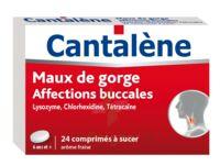 CANTALENE, comprimé à sucer à La Ricamarie