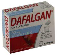 Dafalgan 150 Mg Poudre Effervescente Pour Solution Buvable B/12 à La Ricamarie