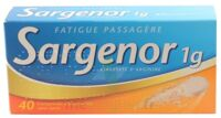 Sargenor Sans Sucre 1 G, Comprimé Effervescent 2t/20 (40) à La Ricamarie