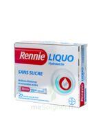 Rennieliquo Sans Sucre, Suspension Buvable édulcorée à La Saccharine Sodique En Sachet-dose