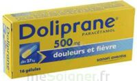 Doliprane 500 Mg Gélules B/16 à La Ricamarie