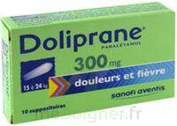 Doliprane 300 Mg Suppositoires 2plq/5 (10) à La Ricamarie
