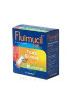 FLUIMUCIL EXPECTORANT ACETYLCYSTEINE 200 mg ADULTES SANS SUCRE, granulés pour solution buvable en sachet édulcorés à l'aspartam et au sorbitol à La Ricamarie