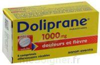 Doliprane 1000 Mg Comprimés Effervescents Sécables T/8 à La Ricamarie