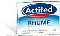 Actifed Rhume, Comprimé à La Ricamarie
