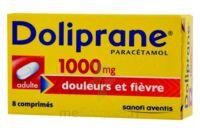 DOLIPRANE 1000 mg Comprimés Plq/8 à La Ricamarie