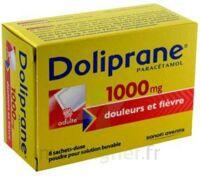Doliprane 1000 Mg Poudre Pour Solution Buvable En Sachet-dose B/8 à La Ricamarie