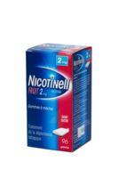 Nicotinell Menthe Fraicheur 2 Mg Sans Sucre, Gomme à Mâcher Médicamenteuse 8plq/12 (96) à La Ricamarie