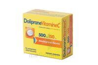 Dolipranevitaminec 500 Mg/150 Mg, Comprimé Effervescent à La Ricamarie