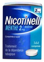 Nicotinell Menthe 2 Mg, Comprimé à Sucer Plaq/144 à La Ricamarie