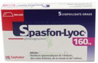 Spasfon Lyoc 160 Mg, Lyophilisat Oral à La Ricamarie