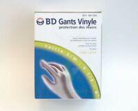Bd Gants Vinyle, Small - Médium, 6 1/2 - 8, Bt 50 à La Ricamarie