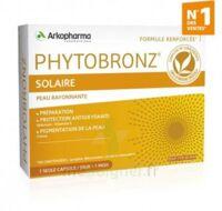 Phytobronz Solaire Caps Tous Types De Peaux 2b/30 à La Ricamarie
