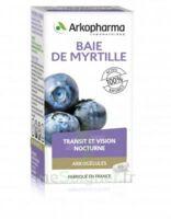 Arkogélules Myrtille Baies Gélules Fl/45