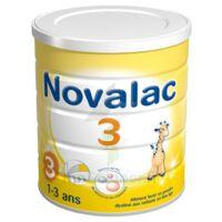 NOVALAC 3 Lait de croissance B/800g à La Ricamarie