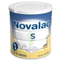 Novalac S 1 Lait En Poudre Satiétant 1er âge B/800g à La Ricamarie