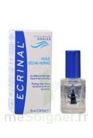 ECRINAL SOIN & BEAUTE ONGLES HUILE SECHE - VERNIS, fl 10 ml à La Ricamarie