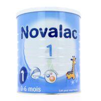 Novalac 1 Lait En Poudre 1er âge B /800g à La Ricamarie