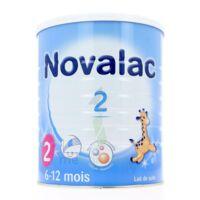 Novalac 2 Lait En Poudre 2ème âge B/800g* à La Ricamarie