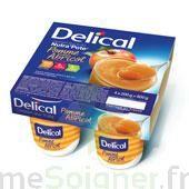 DELICAL NUTRA'POTE DESSERT AUX FRUITS, 200 g x 4 à La Ricamarie