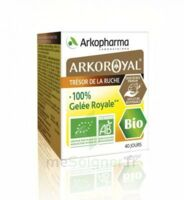 Arkoroyal 100% Gelée Royale Bio Gelée Pot/40g à La Ricamarie