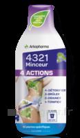 4321 Minceur 4 Actions Solution buvable Fl/280ml à La Ricamarie