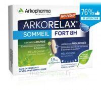 Arkorelax Sommeil Fort 8H Comprimés B/15 à La Ricamarie
