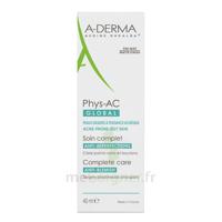 Aderma Phys'ac Global Soin Imperfection Sévères 40ml à La Ricamarie