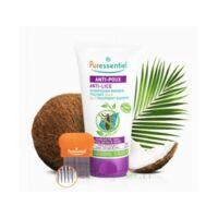 Puressentiel Anti-poux Shampooing Masque Traitant 2 En 1 Anti-poux Avec Peigne - 150 Ml à La Ricamarie
