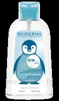 ABCDERM H2O Solution sans rinçage nettoyante bébé Fl pompe/1L à La Ricamarie